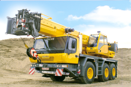 KNOW THE OPERATION OF MOBILE CRANE HIRE SYDNEY AND ITS PARTS